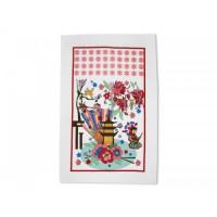 Полотенце вафельное - коллекция Путешествие (Япония)