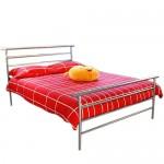 Металлическая кровать Близнецы