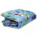 Одеяло детское зимнее (100% ватин)
